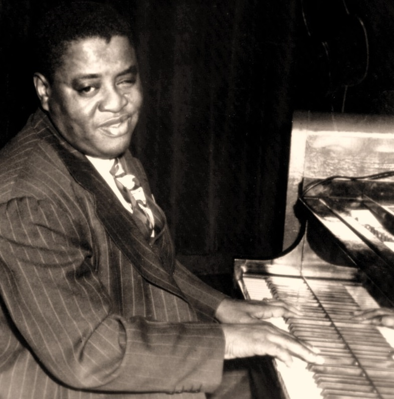 Art Tatum at the piano