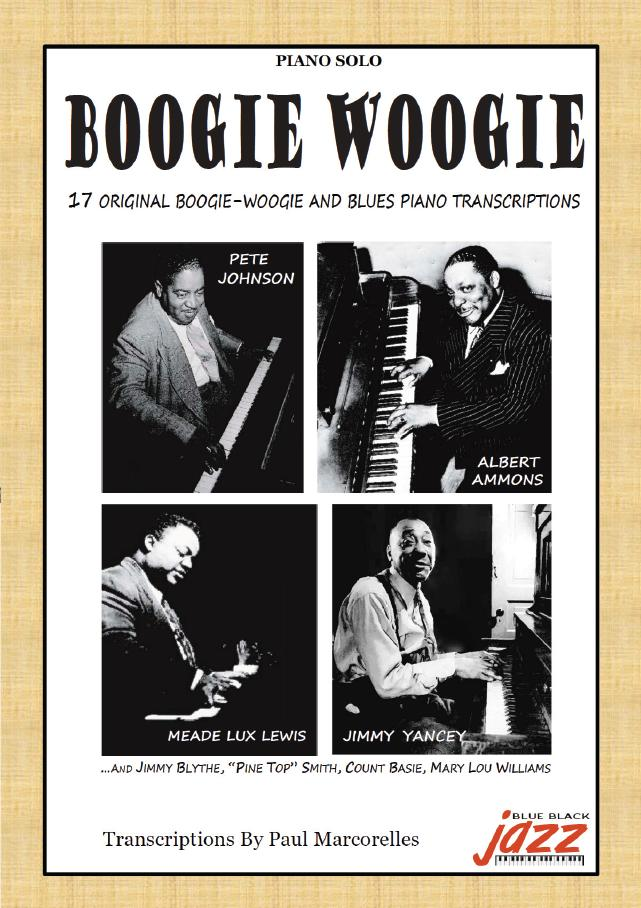 17 Solos For Piano - BOOGIE-WOOGIE transcriptions