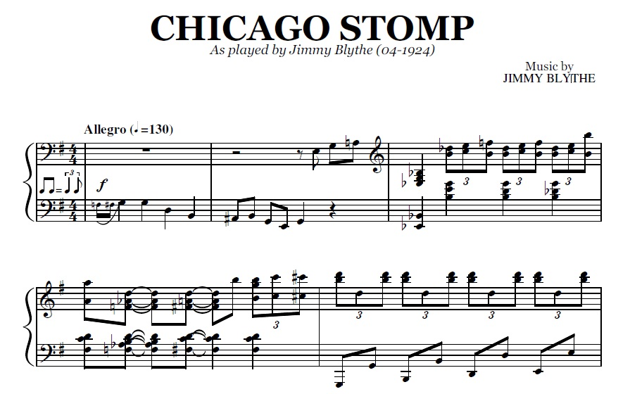 Chicago Stomp