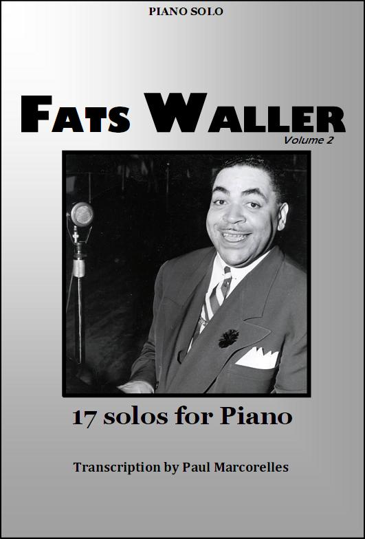 17 Solos For Piano - FATS WALLER Vol2