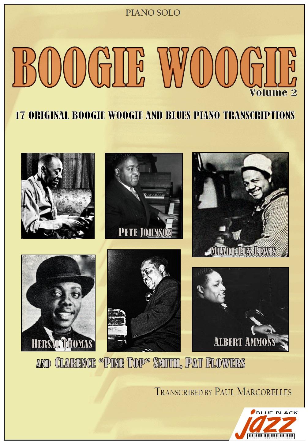 Boogie Woogie Transcriptions Vol2