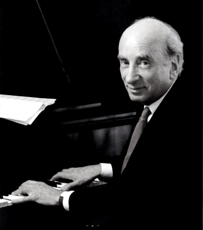 Dick Hyman au piano