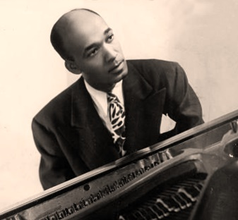 herman chittison at the piano