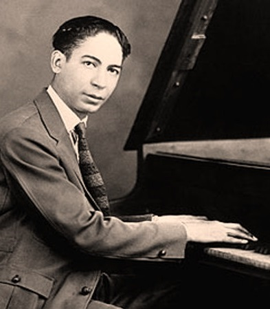 Jelly Roll Morton piano