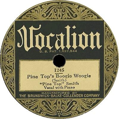 pinietops boogie woogie 1929